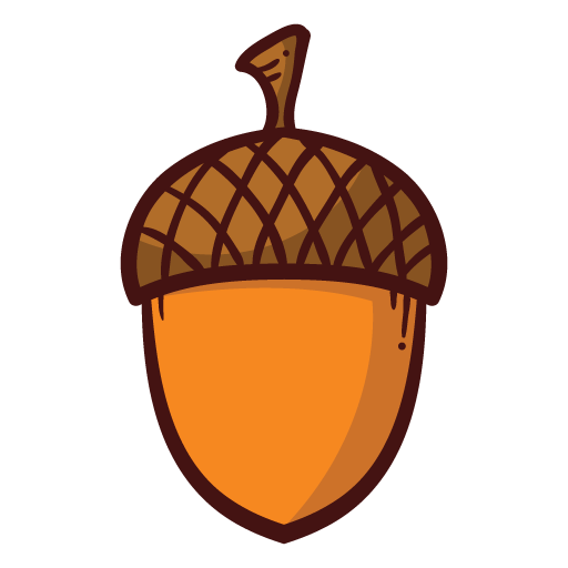 Acorn Thanksgiving Transparent Png Clipart Free Download