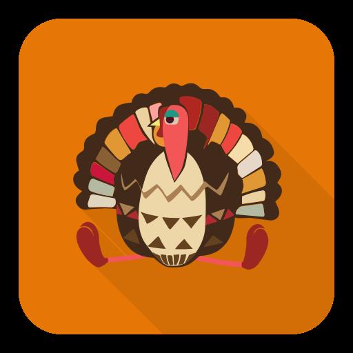 Turkey Icon Free Of Thanksgiving Iconset