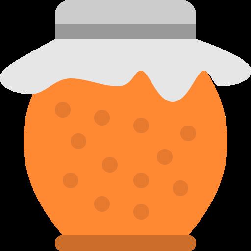 Jar, Jem, Thanksgiving Icon
