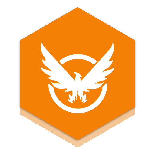 Tom Clancy's The Division Honeycomb Icon