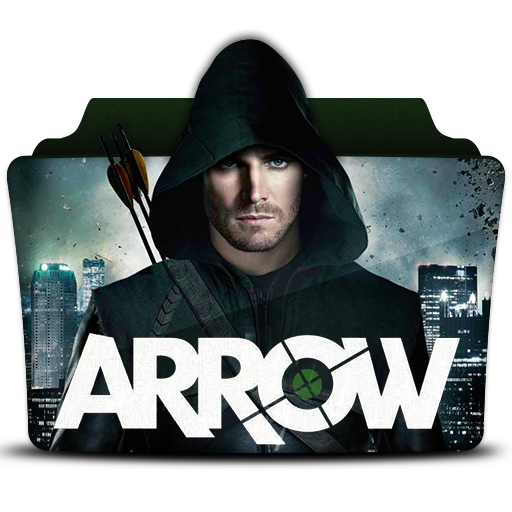 Arrow Icon Tv Series Folder Pack Iconset