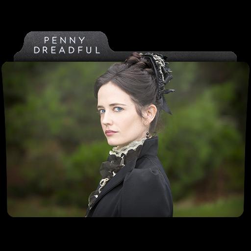 Penny Dreadful Icon Midseason Tv Series Iconset Limav