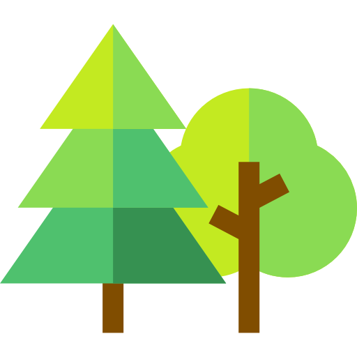 Forest Icon Renewable Energy Freepik