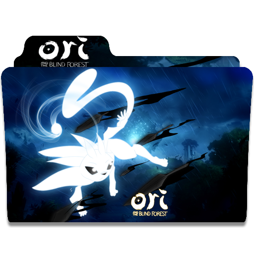 Ori And The Blind Forest Folder Icon