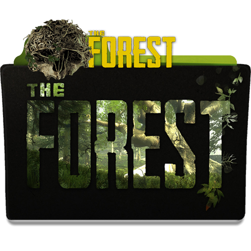 The Forest Folder Icon
