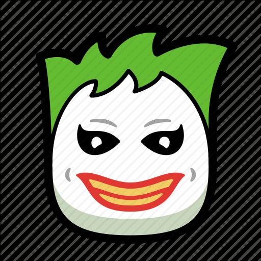 Batman, Cartoon, Hero, Joker, Superhero Icon