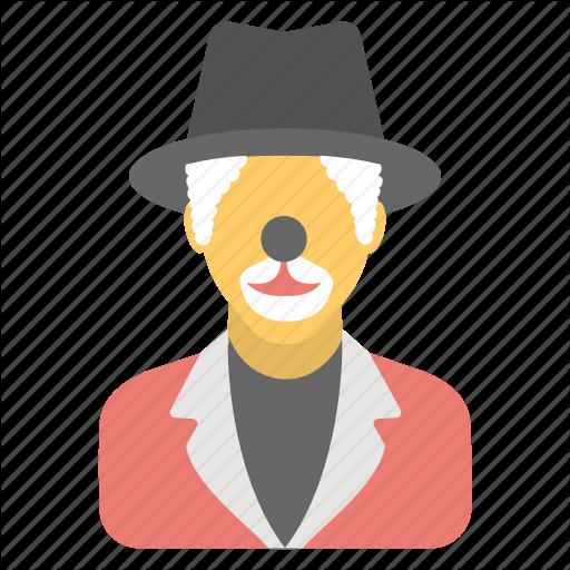 Buffoon, Clown, Comedian, Jester, Joker Icon