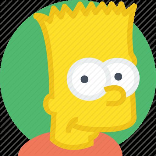 Bart, Character, Cinema, Film, Movie, Simpsons Icon