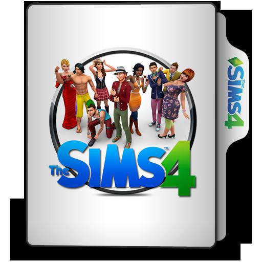 The Sims Folder Icon