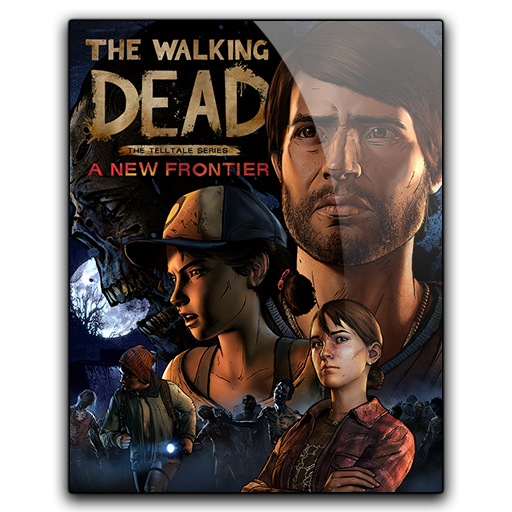 Icon The Walking Dead A New Frontier