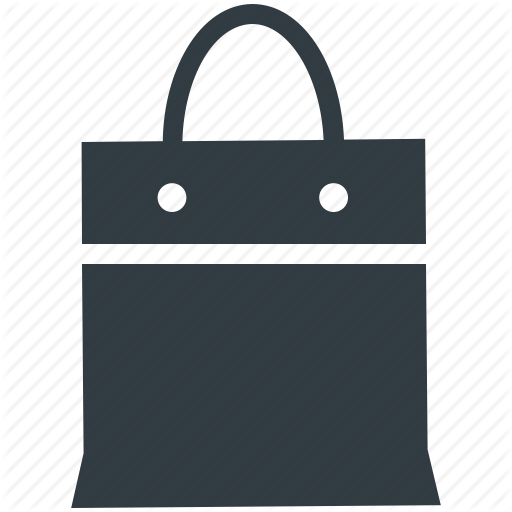 Branding, Shopper Bag, Shopping Bag, Supermarket Bag, Tote Bag Icon