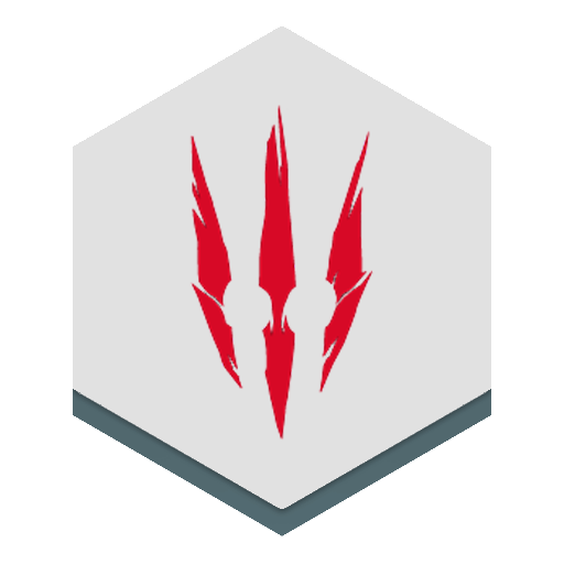 I Made A Honeycomb Icon For The Witcher Rainmeter