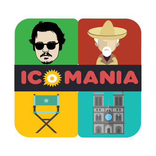 Icofrenzia Guess The Word From Icon Apps Club X Fun