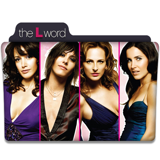 The L Word Tv Series Folder Icon