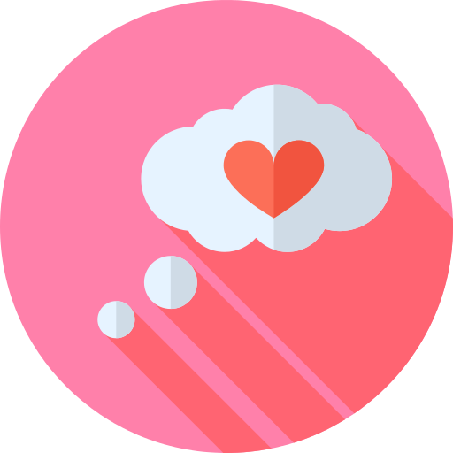 Thinking Love Png Icon