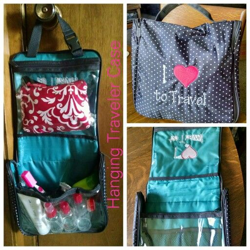 Hanging Traveler Case From Thirty One Gifts