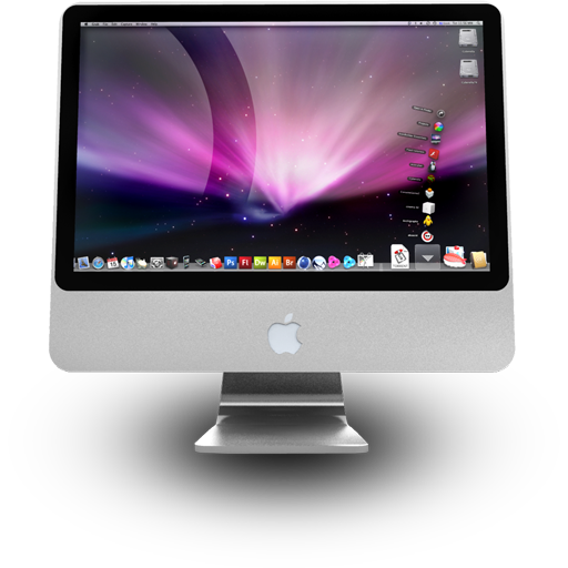 Get Free Icons Imac Icon Macs Icons Object Icons Professional