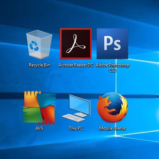 Menghilangkan Tanda Panah Pada Shortcut Icon Windows Windows