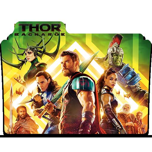 Thor Ragnarok Folder Icon
