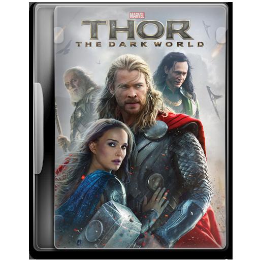 Thor The Dark World Icon Movie Mega Pack Iconset