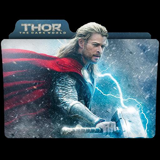 Thor The Dark World Icon
