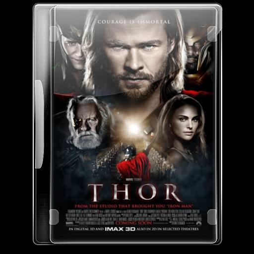 Thor Icon English Movies Iconset Danzakuduro