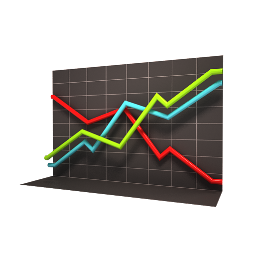 Three, Bars, Chart, Data Analysis, Graph, Business Icon Free