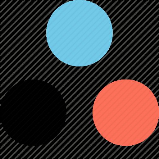 Creative, Design, Dots, Three Icon