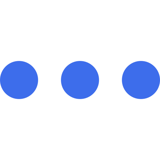 Interface, Mark, Shapes, More, Ellipsis, Punctuation, Three Dots Icon