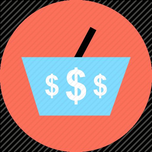 Online, Shop, Three Icon