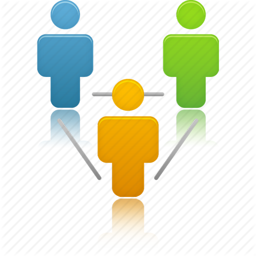 Pictures Of Group Of People Icon Png