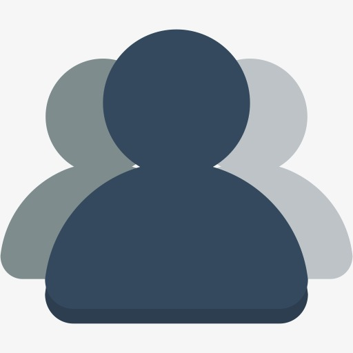 Three User Groups, User Icon, User, Character Png Image