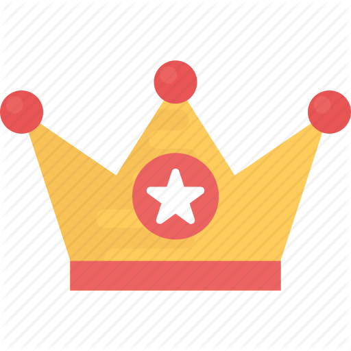 Crown, King Crown, Leader Symbol, Queen Crown, Royal Throne Icon