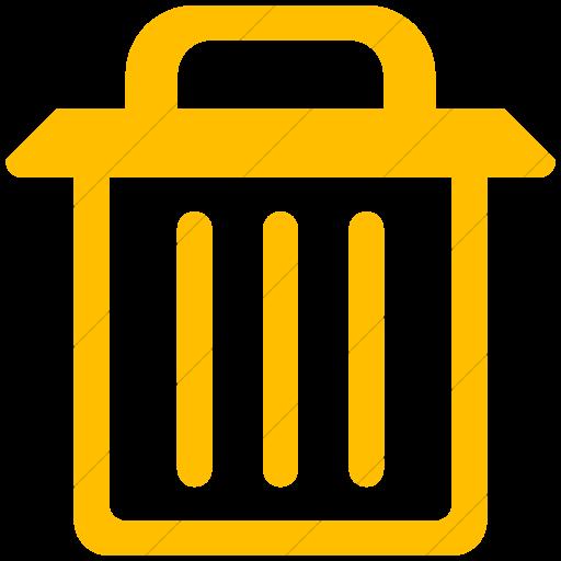 Simple Yellow Broccolidry Trash Bn