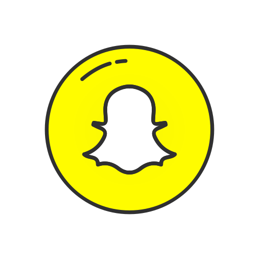 Ghost Snapchat Logo Icon Png