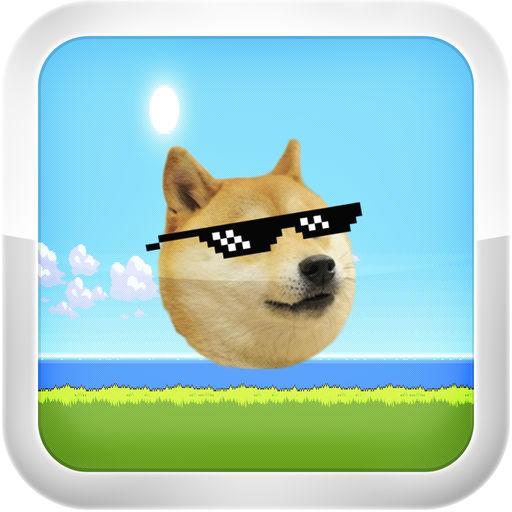 Mlg Flappy Doge