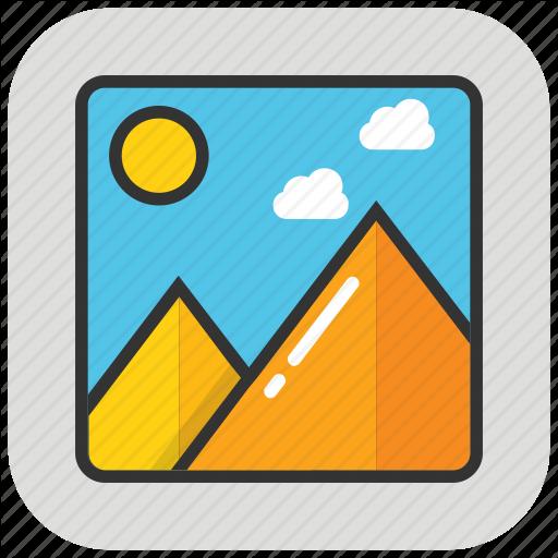 Image, Landscape, Scenery, Thumbnail Icon