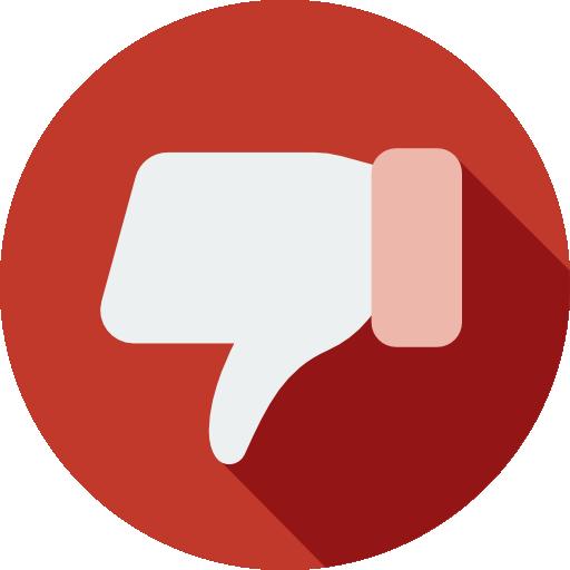 Thumb Down, Symbol, Thumbs Down, Interface, Down, Finger, Dislike