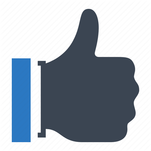 Best, Favorite, Hand, Like, Thumbs Up Icon