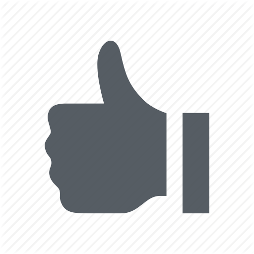 Favorite, Hand, Left, Like, Thumbs, Up Icon