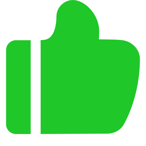 Good, Like, Thumbs Up Icon Png And Vector For Free Download