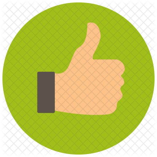 Thumbs Up Icon Transparent Png Clipart Free Download