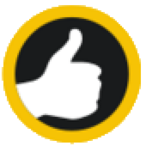 Cropped Thumbs Up Icon Taxisure