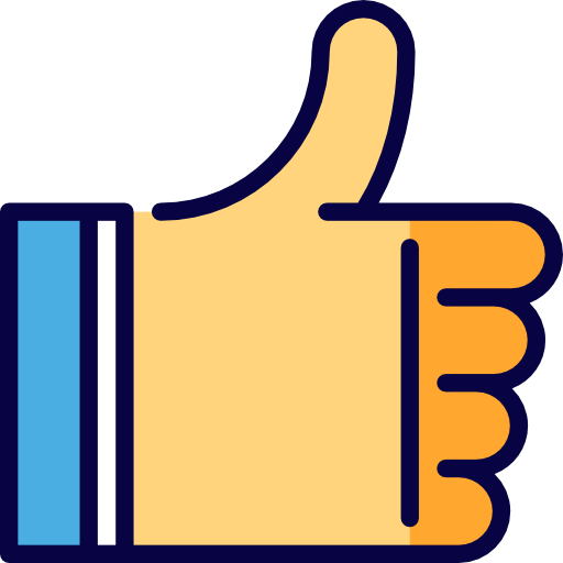 Gestures, Hands And Gestures, Finger, Like, Thumb Up, Hands Icon