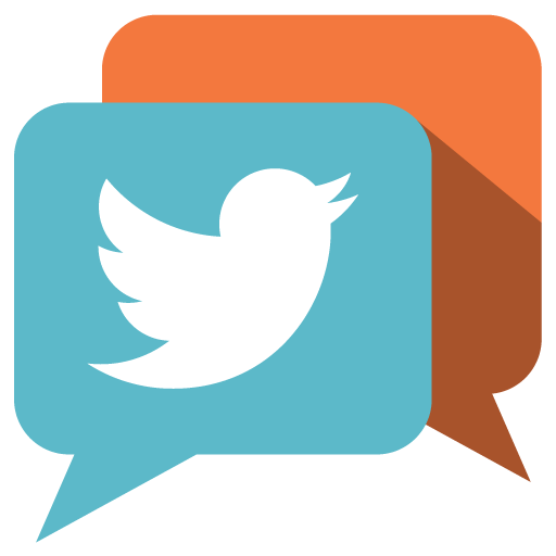 Twitter Bubble Icon