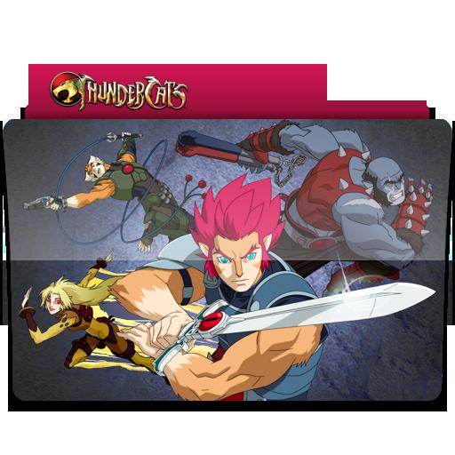 Thundercats Series Folder