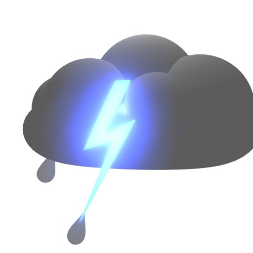 Thunderstorm Clipart Bad Weather
