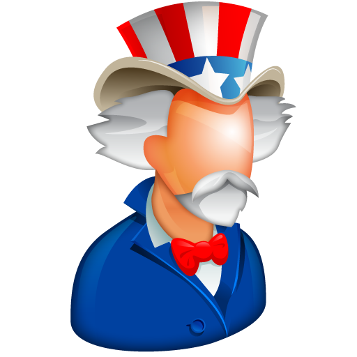 Uncle Sam, Uncle Sam, Person, Man, Ti Icon Free Of Free Large Boss