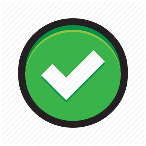 Approve, Check, Ok, Passed, Tick Icon