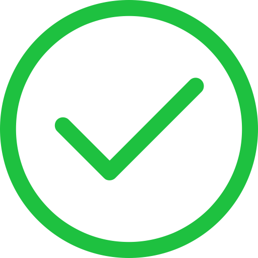 Recharge Success, Success, Tick Icon With Png And Vector Format